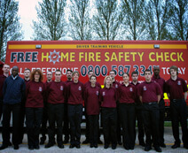 how to avoid crime fire safety